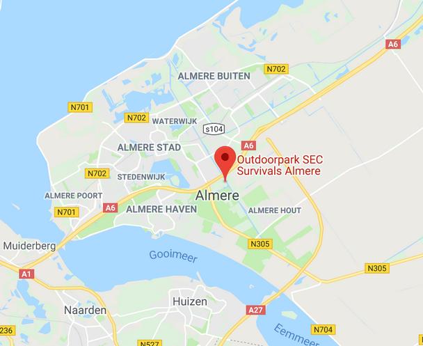 Google-Maps-Locatie