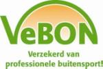 Logo VeBON, vereniging buitensport ondernemers