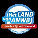 Logo Leukste Uitje van Flevoland