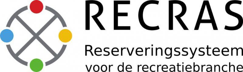 logo Recras, reserveringssysteem voor outdoorbranche