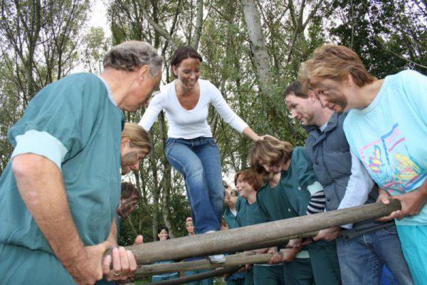 Teamuitje Outdoor Actief Almere