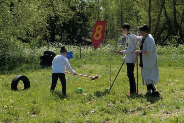 Boeren-midgetgolf-uitje-gezin-Almere