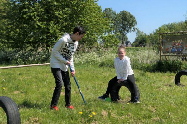 Gezinsuitje-Almere-midgetgolf