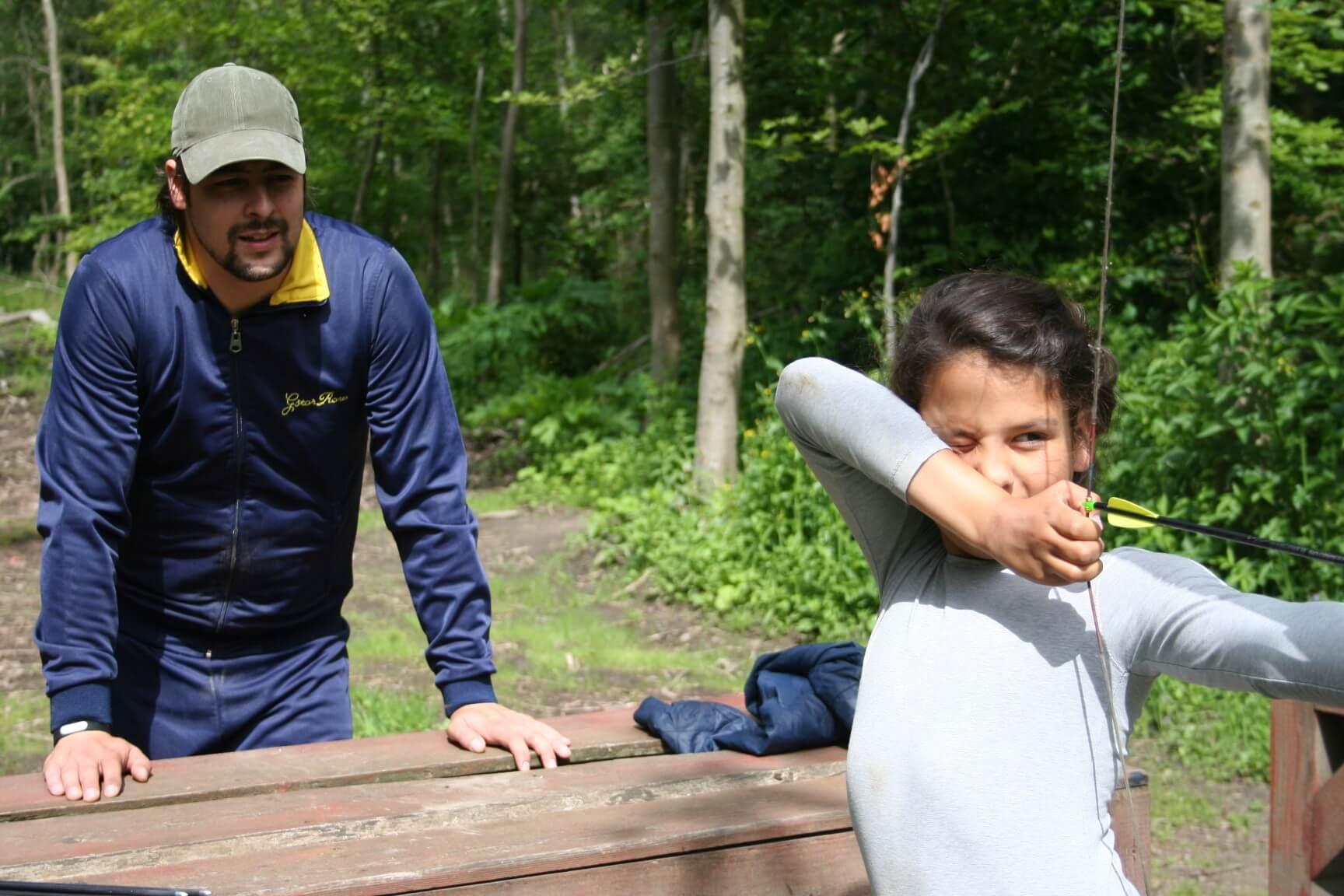 Boogschieten-survival-gezin-Almere-noresize