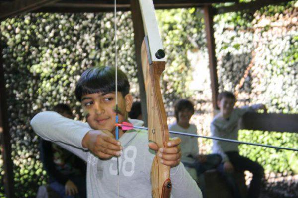 Boogschieten-Jeugd-Kinderen-Kinderfeestje