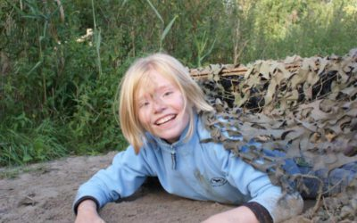 Herfst-kinderpartijtje-survival-camotunnel