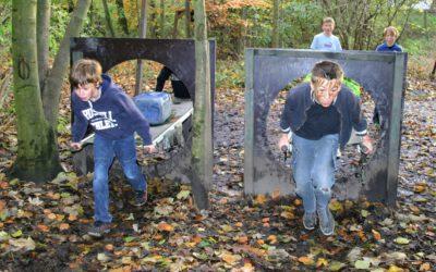 Kinderfeestje-sportief-herfst-brancardrace