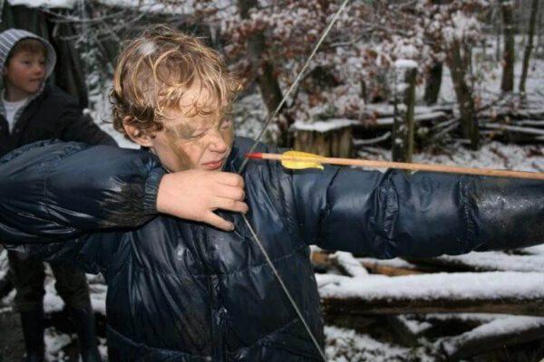 Winter-boogschieten-kinderfeestje-sportief