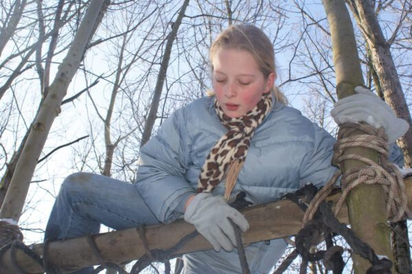 Winter-kinderfeestje-outdoor-survival