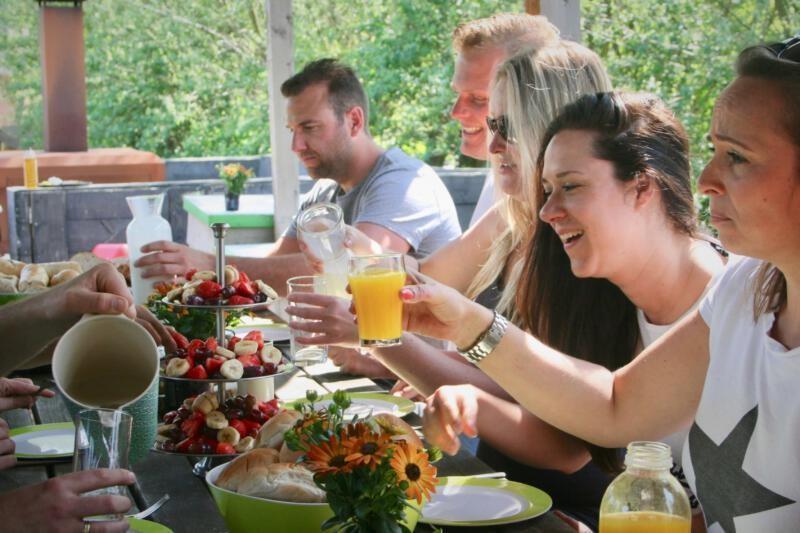 Locatie-feest-buiten-lunch