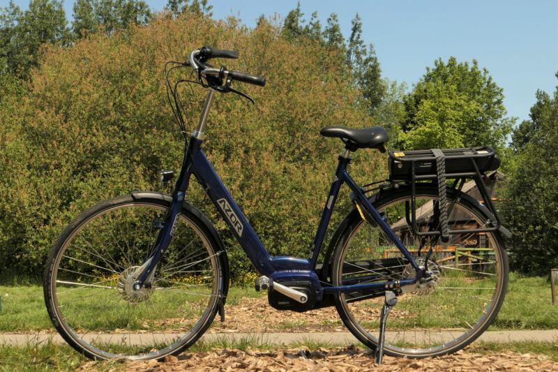 Fietsverhuur-Almere-elektrische-fiets