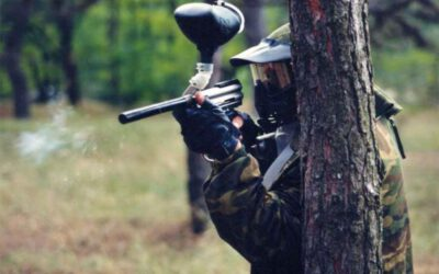 paintball en lasergame in Almere