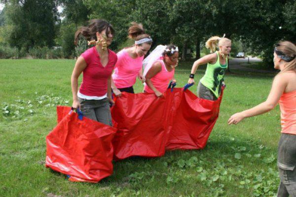 Competitie zaklopen in vrijgezellenfeest Almere