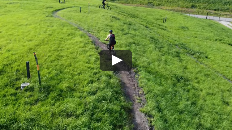 Mountainbike-Almere-video